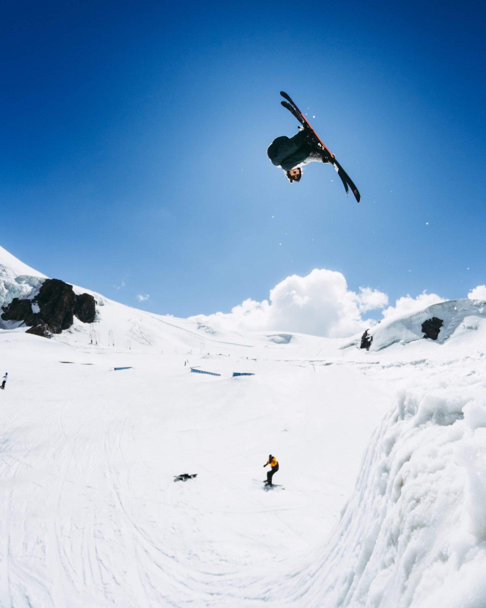 Snowpark Zermatt