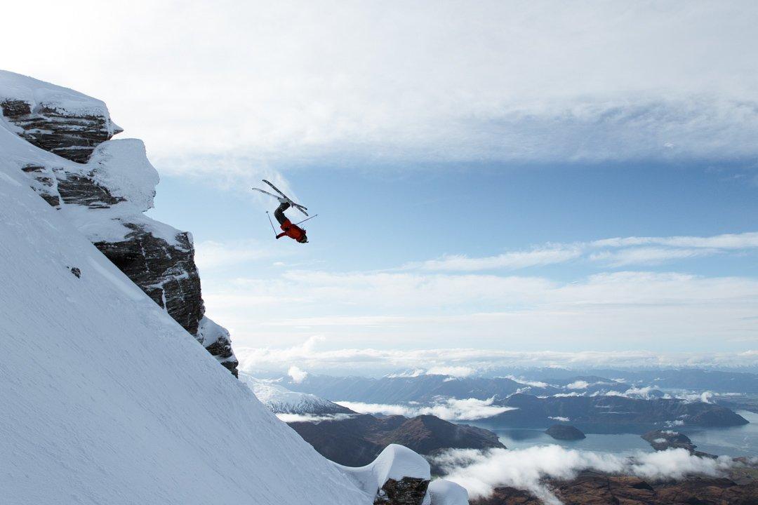 Backflip TC Summit rocks