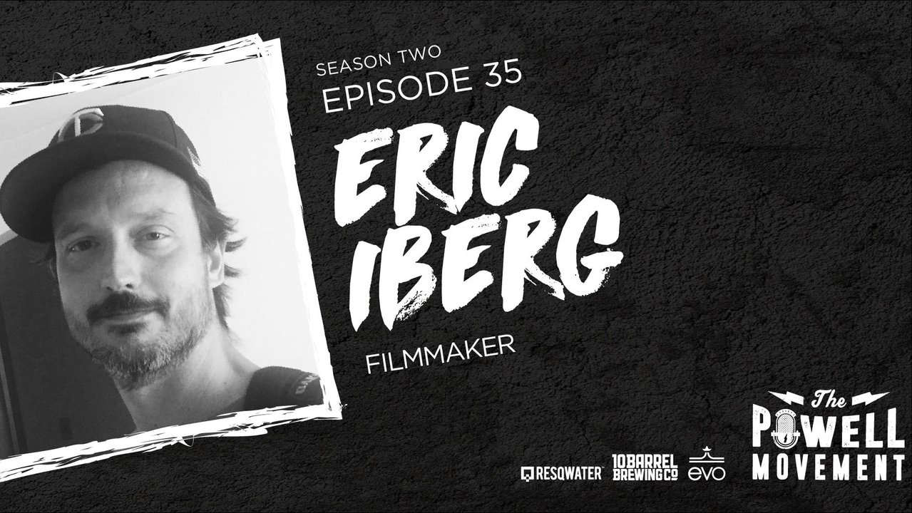 Inspired's Eric Iberg Talks Armada, The Greatest Skiers Of All-Time & How He Got Into Filming | The Powell Movement