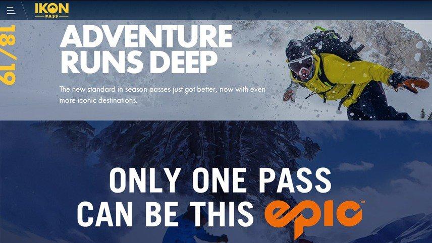 Season Pass Wars: Breaking Down The Epic Pass and Ikon Pass