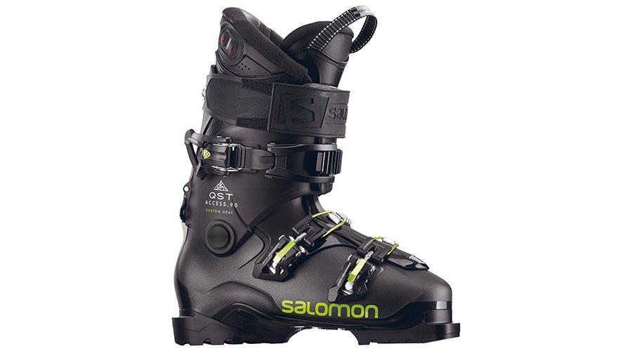 02554b8d5e Salomon QST Access 90 Custom Heat - Ski Gear 2019 - Newschoolers.com