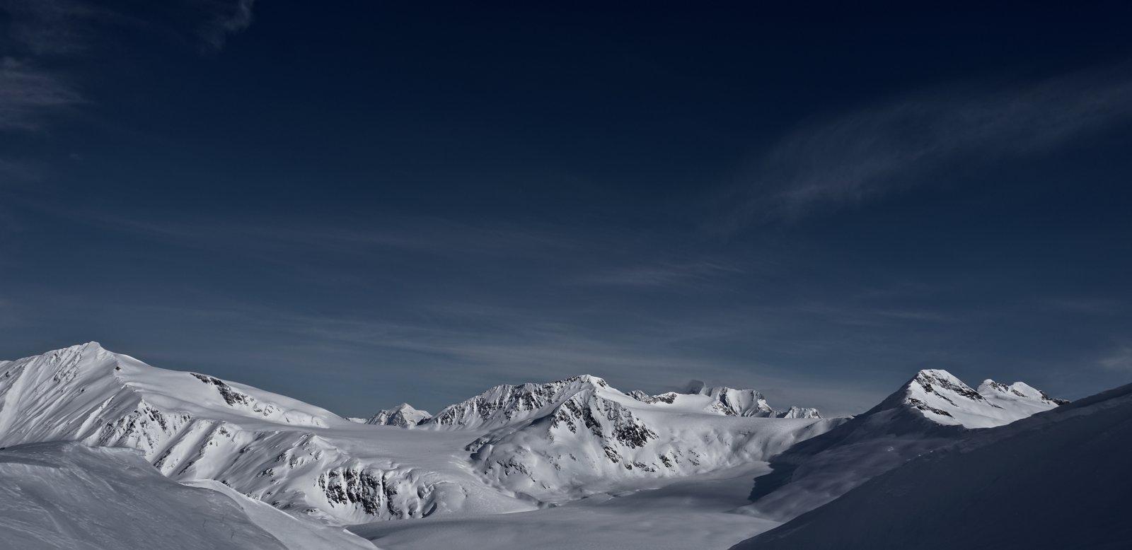 Selkerk Glacier