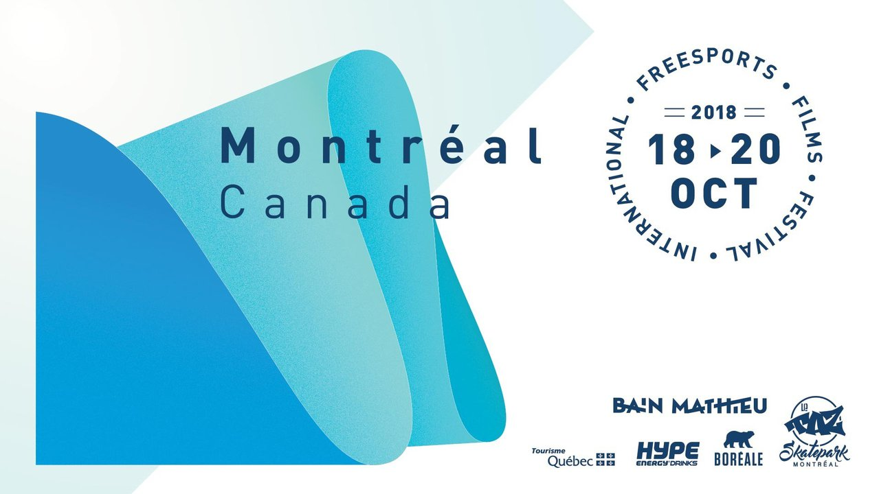 Official iF3 Montreal 2018 Program and Trailer released!
