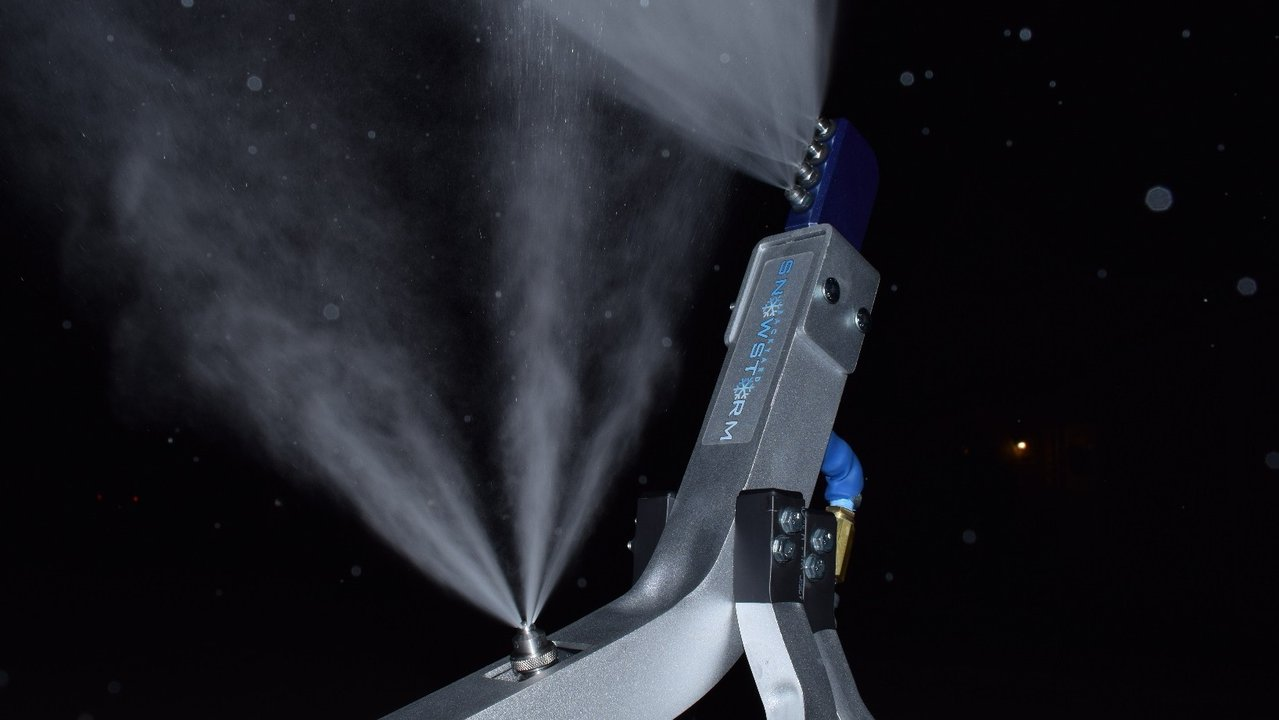 Can You Make a Home Snow Gun for $100?