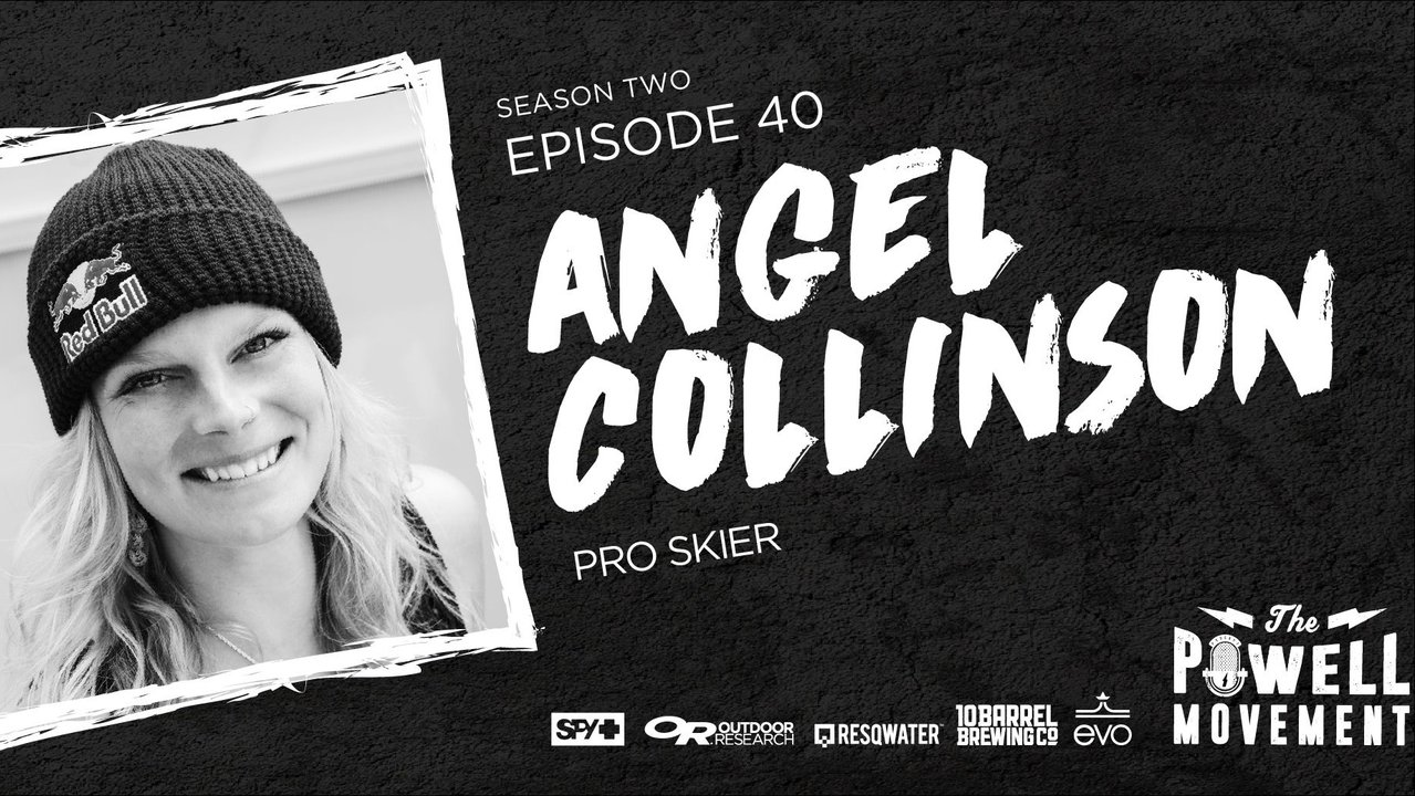 Angel Collinson Podcast
