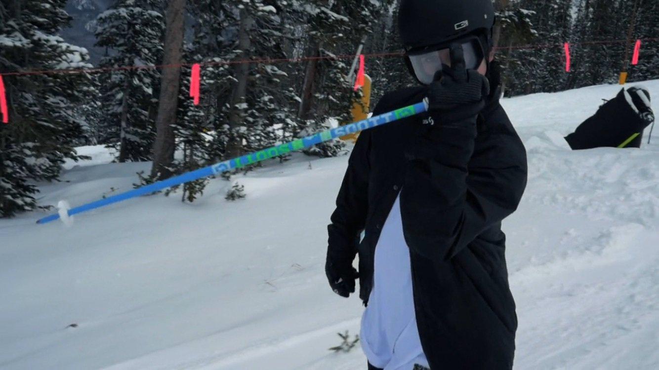 I like 2 ski