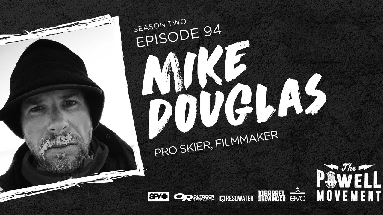 The Godfather Podcast.  A sit down with Mike Douglas