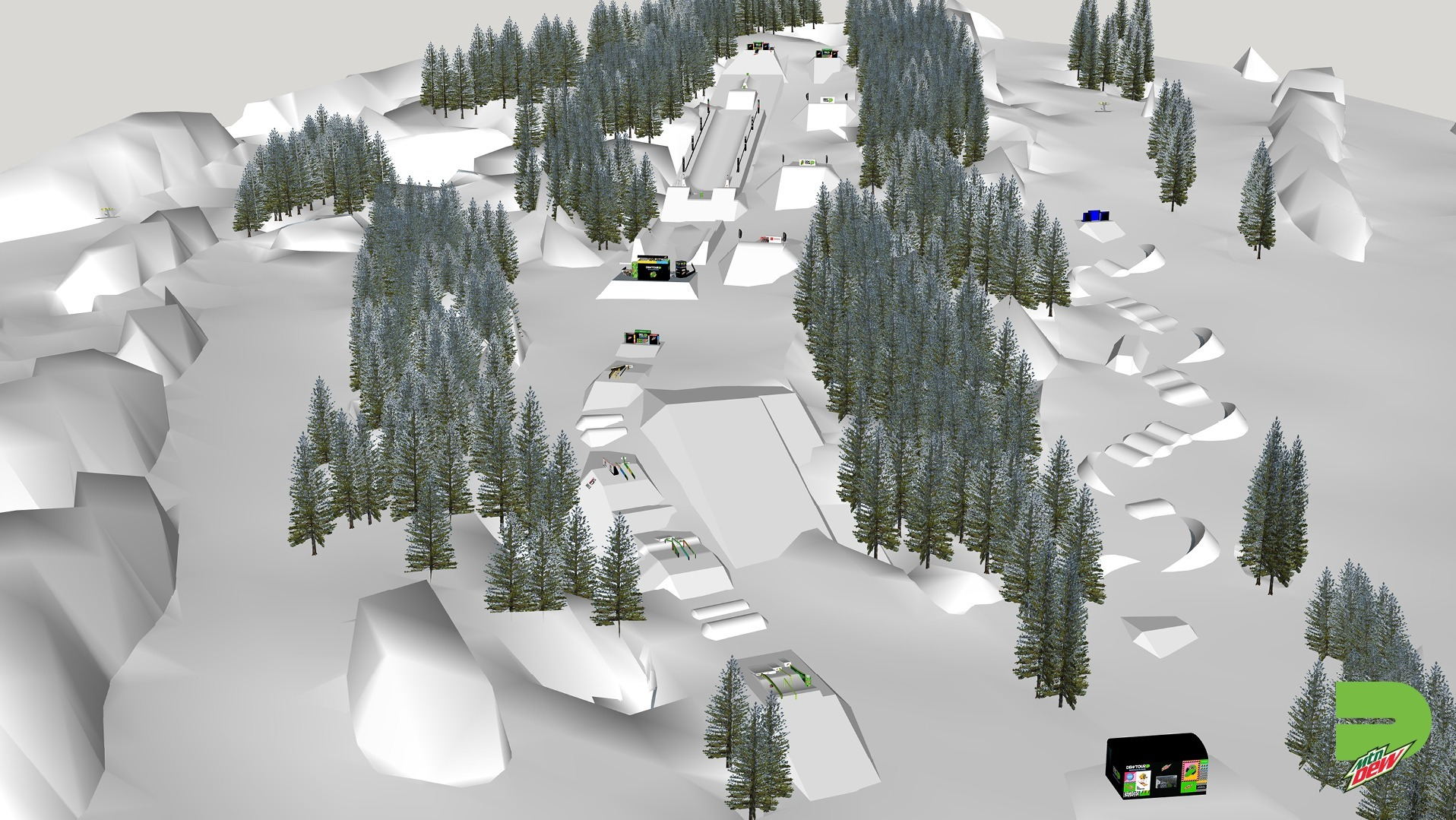 Dew Tour 2018 Event Preview: Course Preview, Riders, and more.