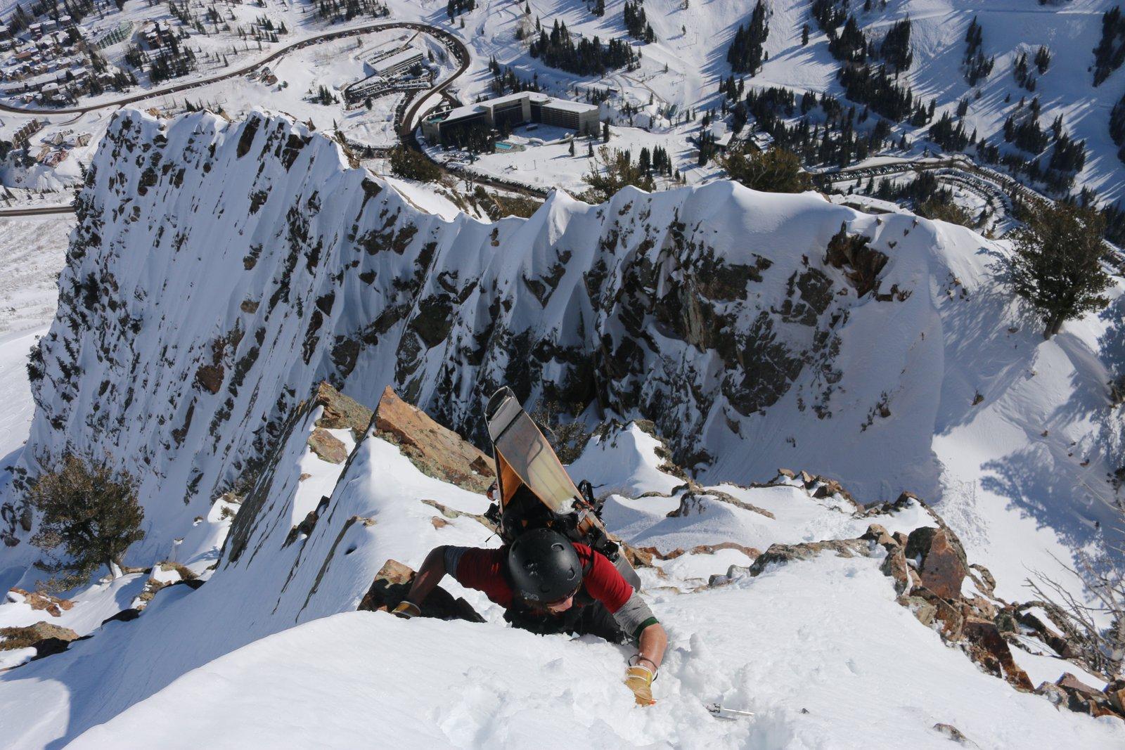 Suicide Ridge