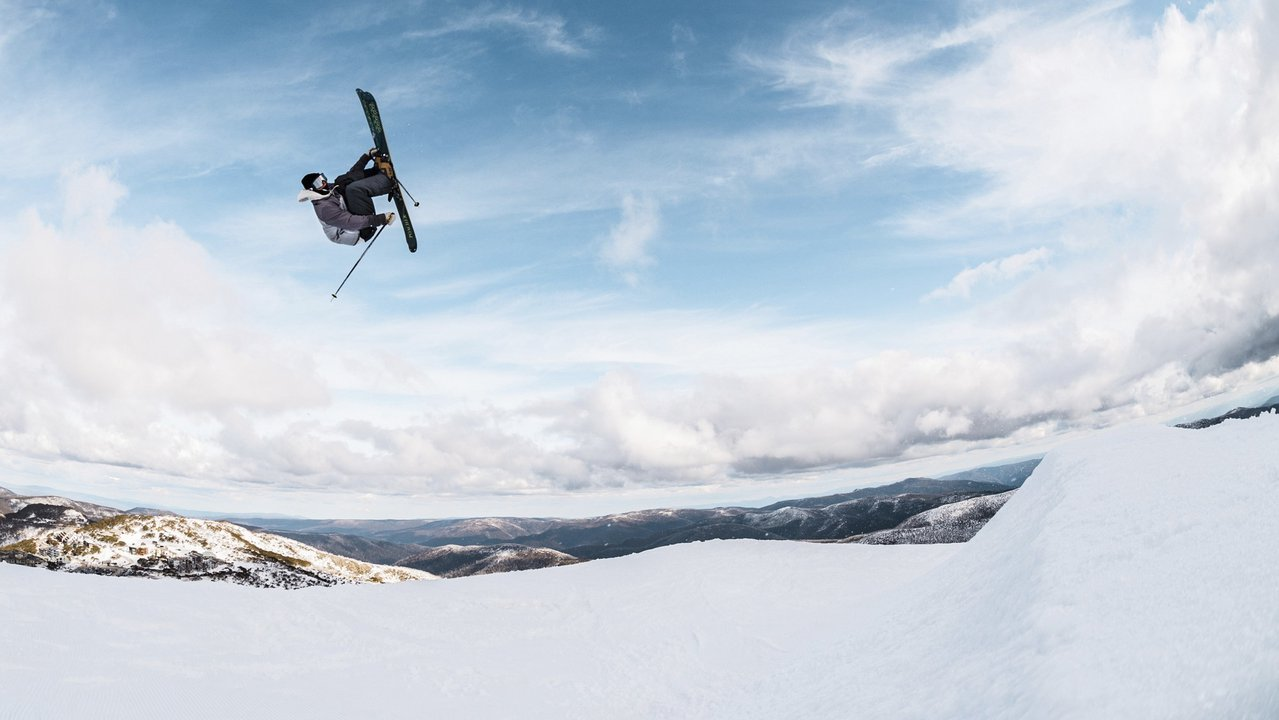 Spyder Outerwear Return To Freeskiing