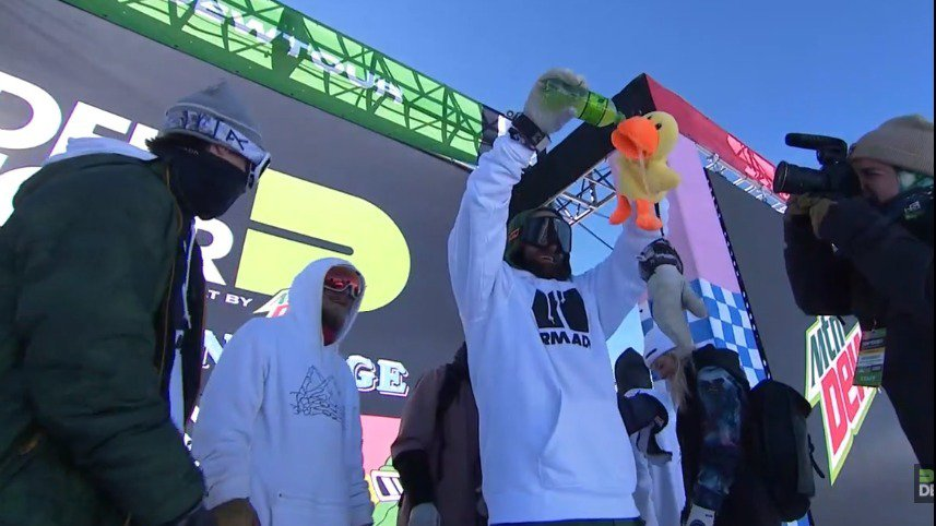 Dew Tour 2018: Team Challenge Results And Video Highlights
