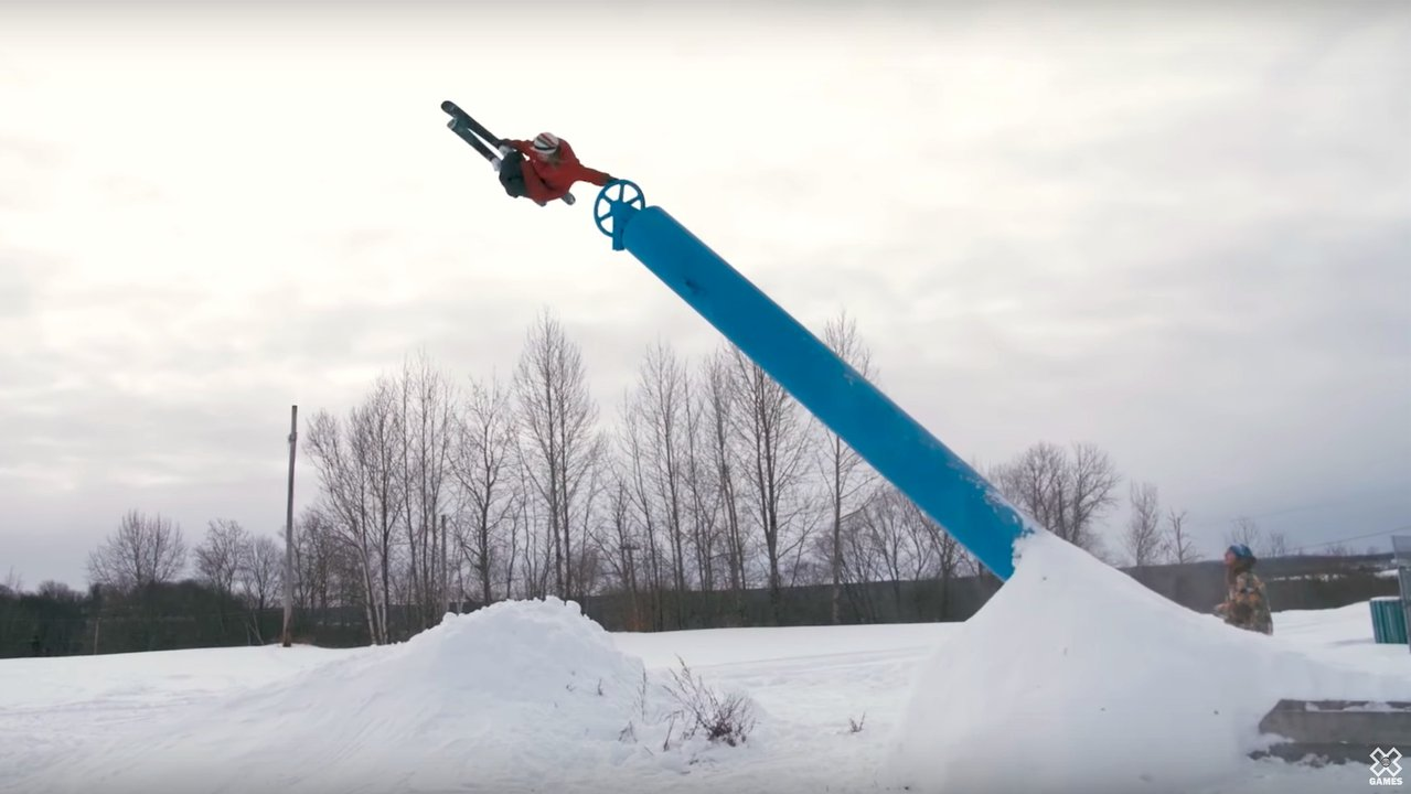 X Games Announce Riders For Real Ski 2019