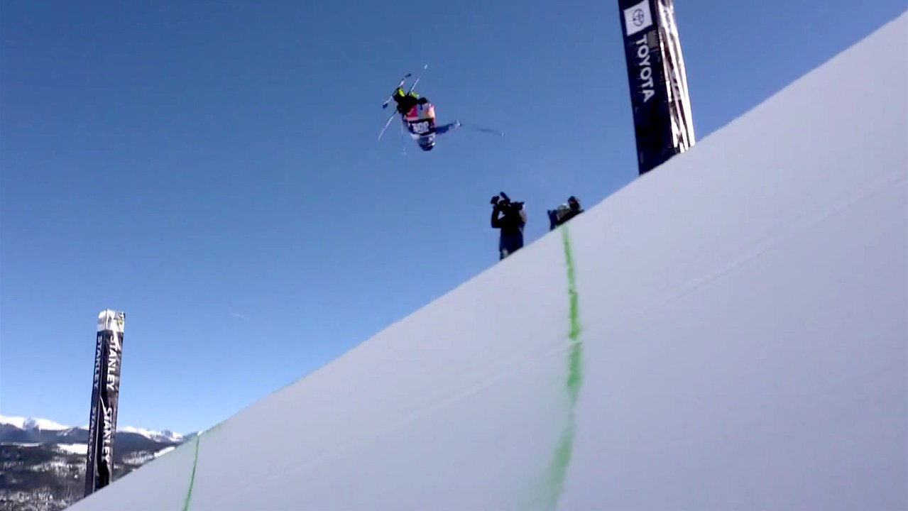 Dew Tour 2018: Women's Modified Halfpipe Results And Video Highlights