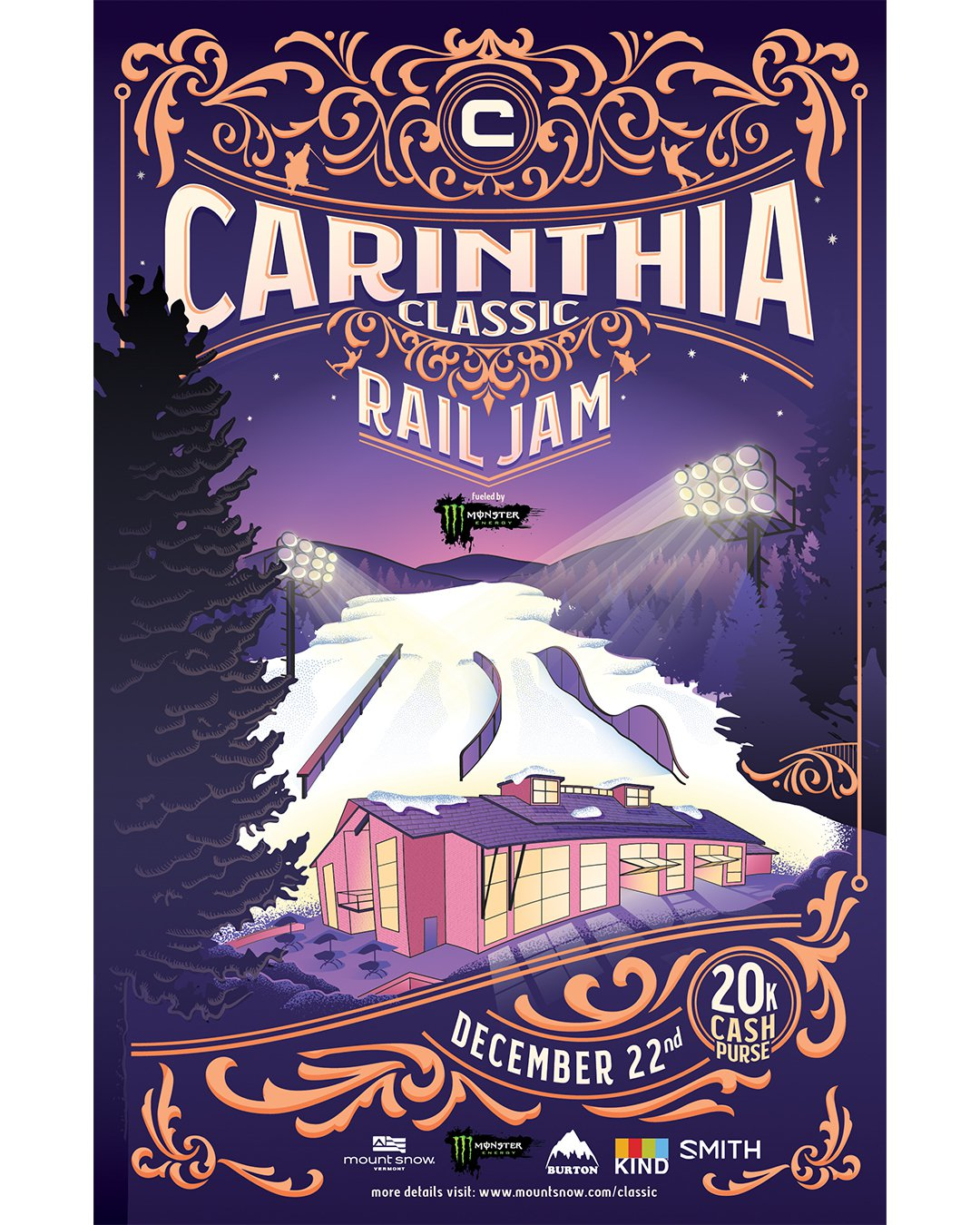 Carinthia Classic fueled by Monster Energy