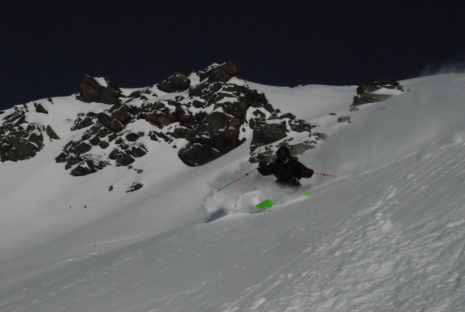 Steep(ish) and Deep