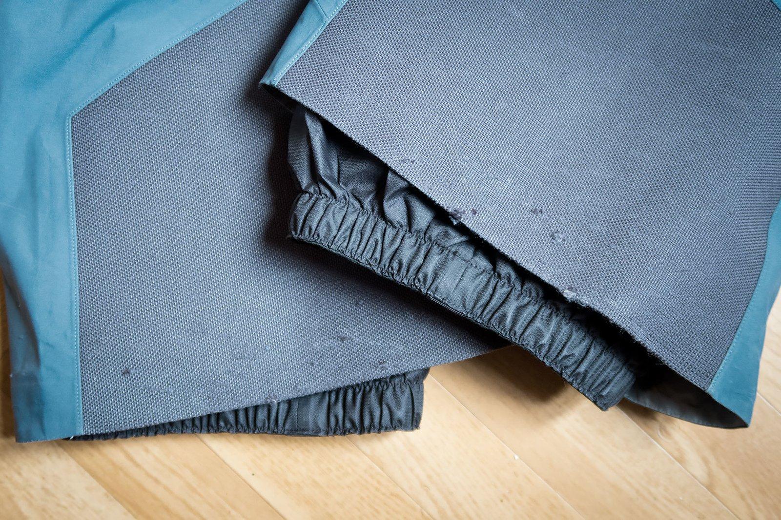Arcteryx pants detail