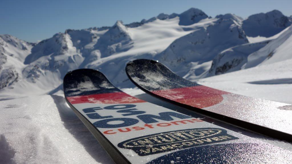 FOLSOM CUSTOM SKIS - CASH 106 ski review