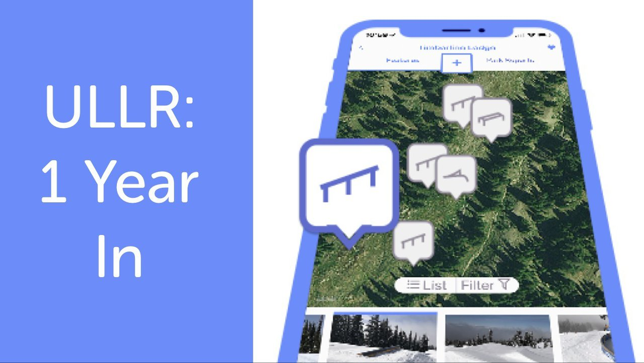 1 Year In: Ullr Park Reports