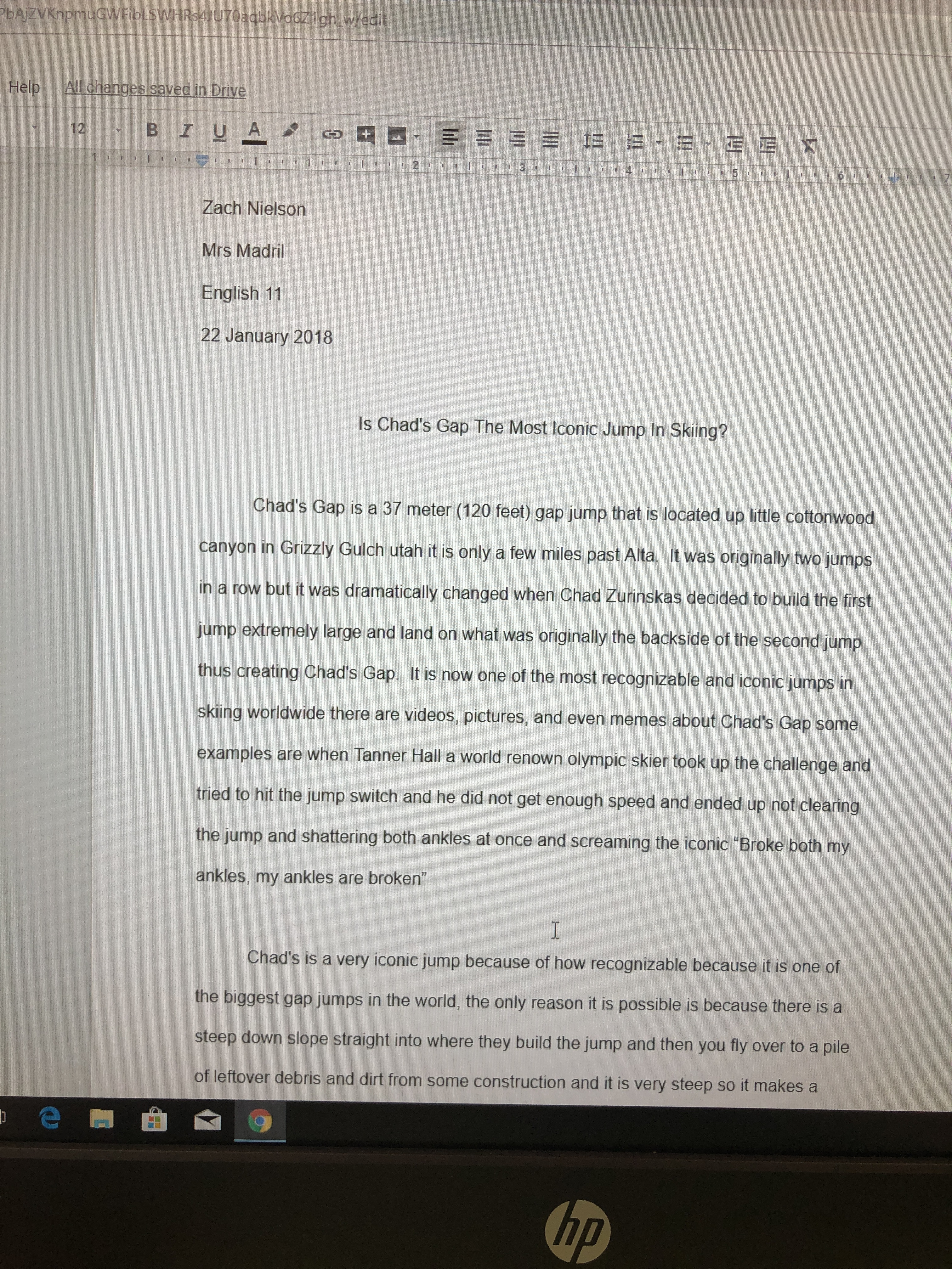 Need More Ideas For My English Essay  Nonski Gabber  Newschoolerscom Need More Ideas For My English Essay