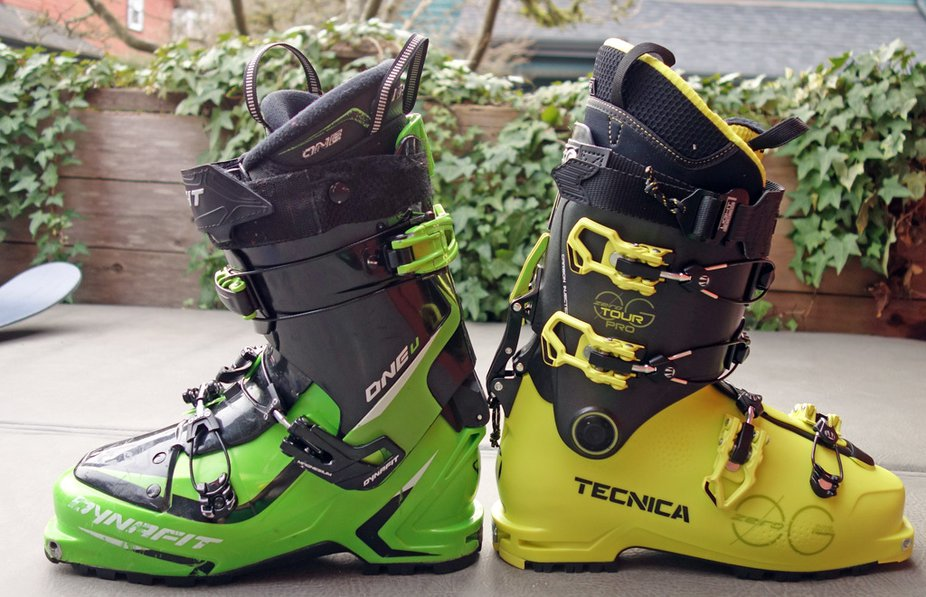 Tecnica ZeroG Tour Pro Alpine touring boot 2018 9