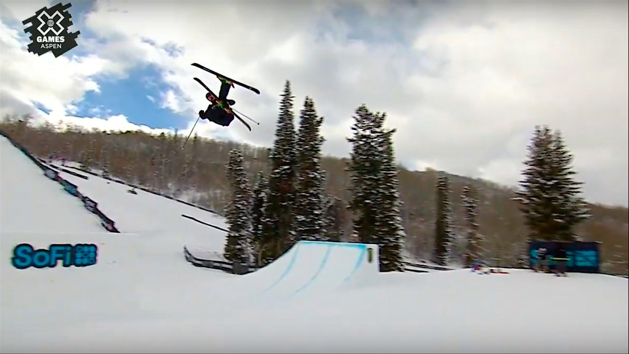 X Games Men's Slopestyle Elimantion Results, Recap + Highlights