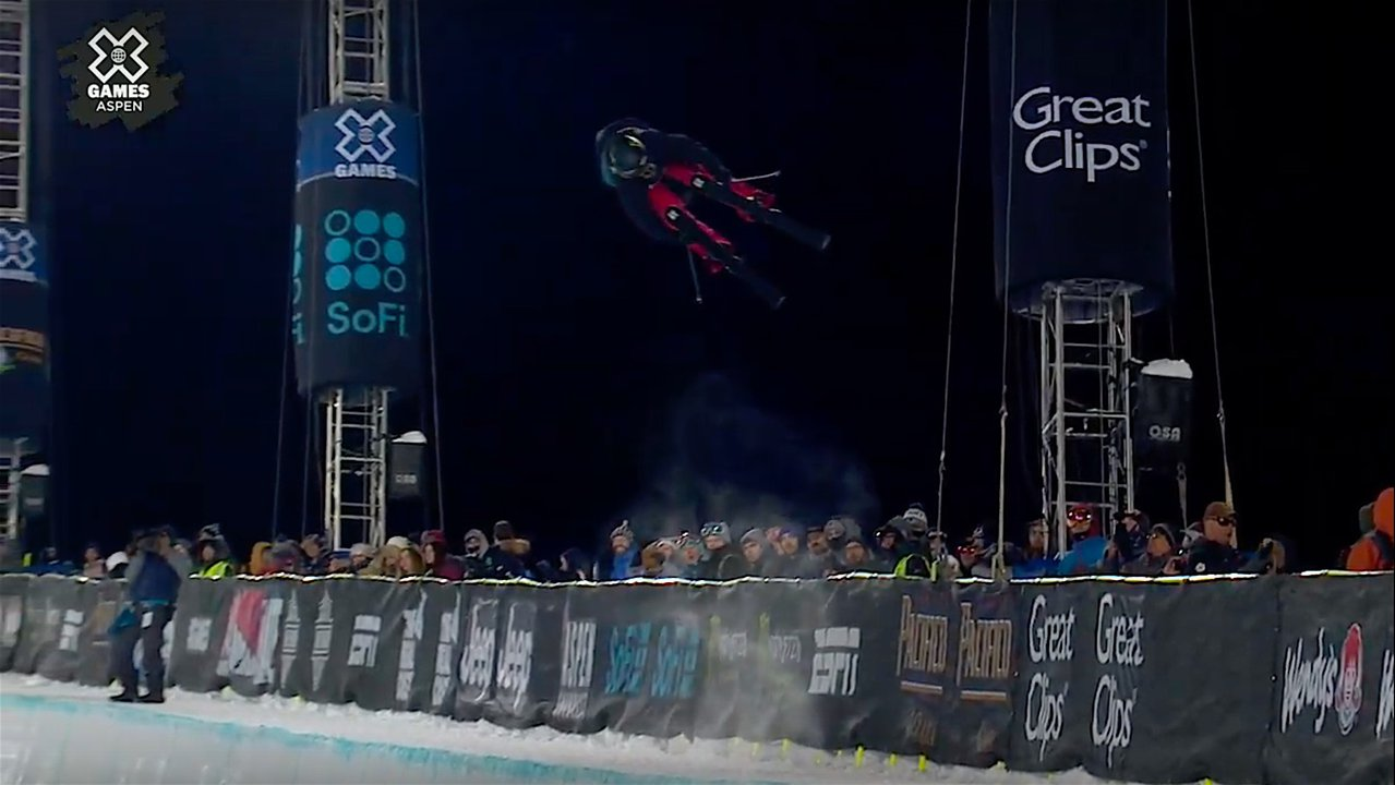 X Games Women's Halfpipe Final Results, Highlights + Recap