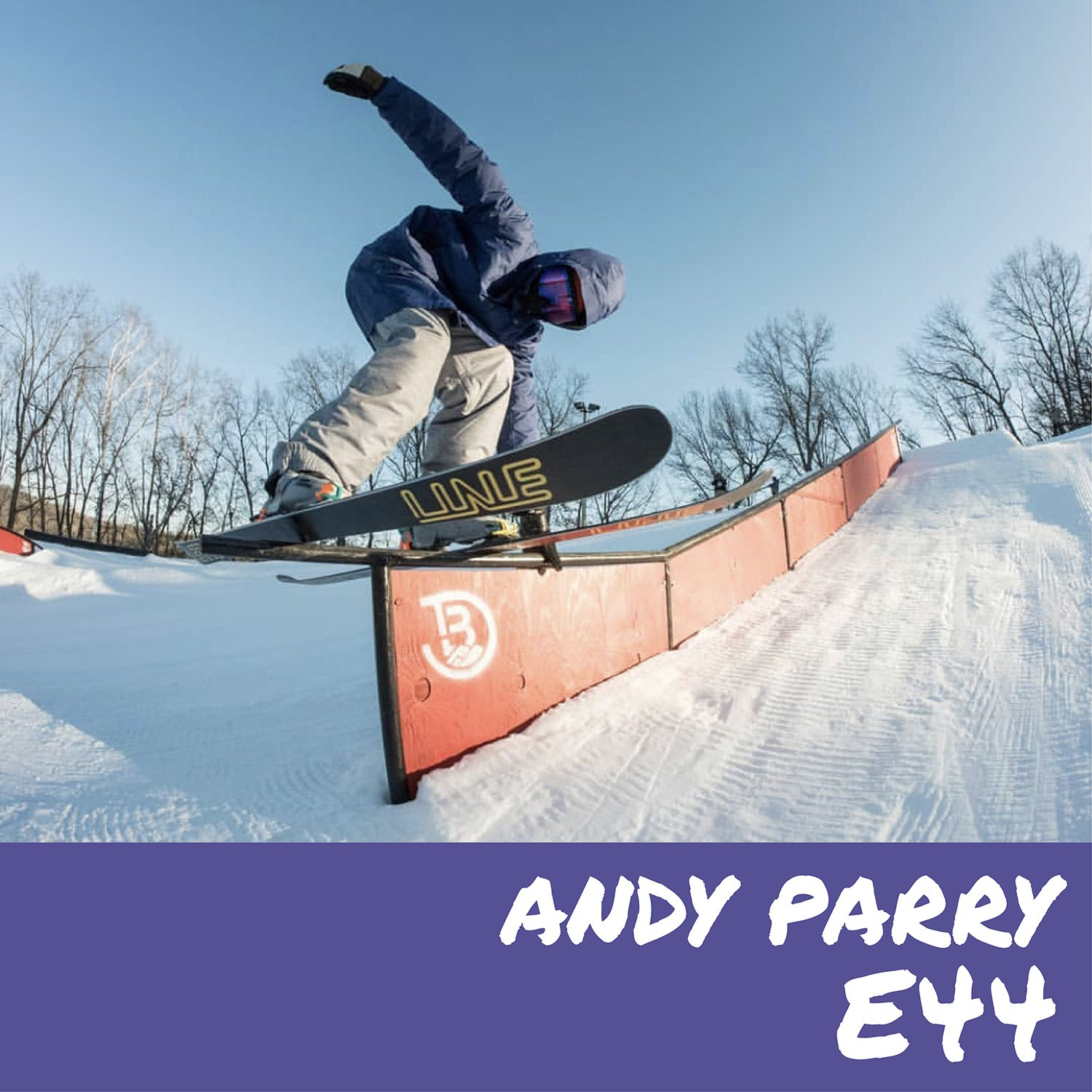 Andy Parry is for the Kids, and Adults