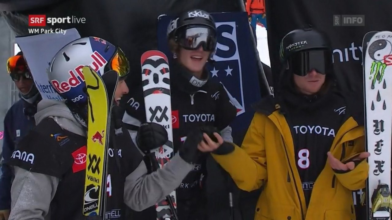 FIS Slopestyle World Championships: Results, Recap and Run Videos
