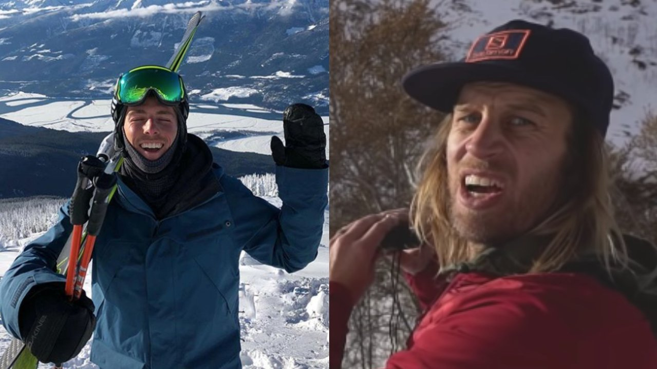 Who got first snowblade descent? Cody Townsend and Ryan Faye duke it out for the Claim