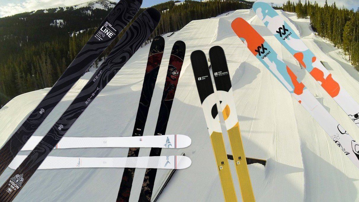 Best Powder Skis 2020 Tested: 5 Of The Best New 2020 Skis   Newschoolers.com