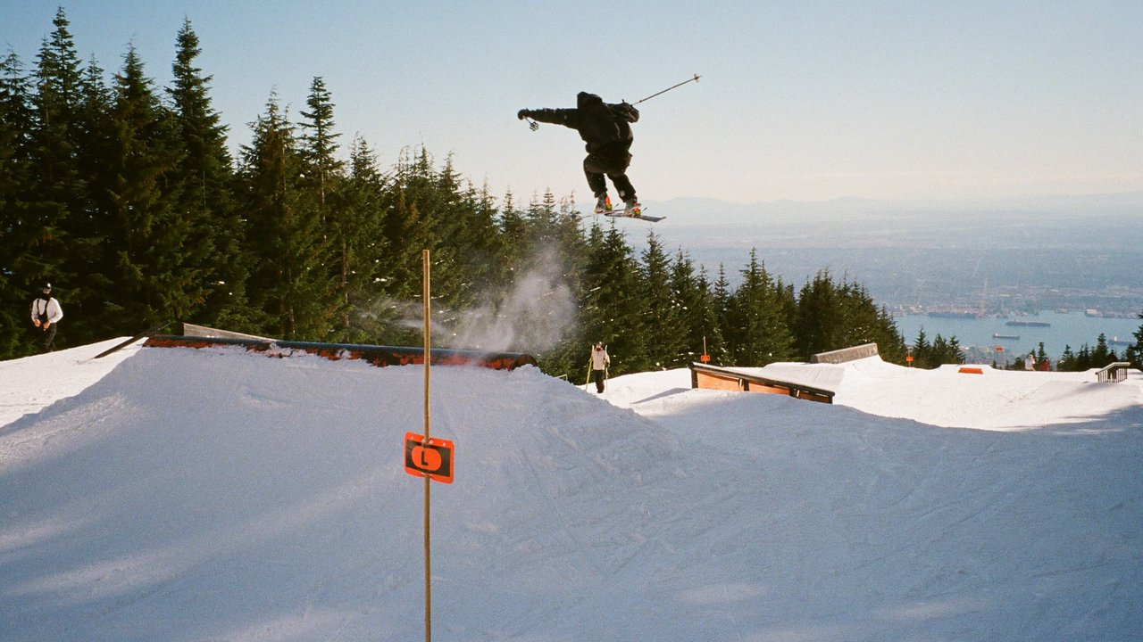 Andy Parry's TAFT at Grouse Mountain