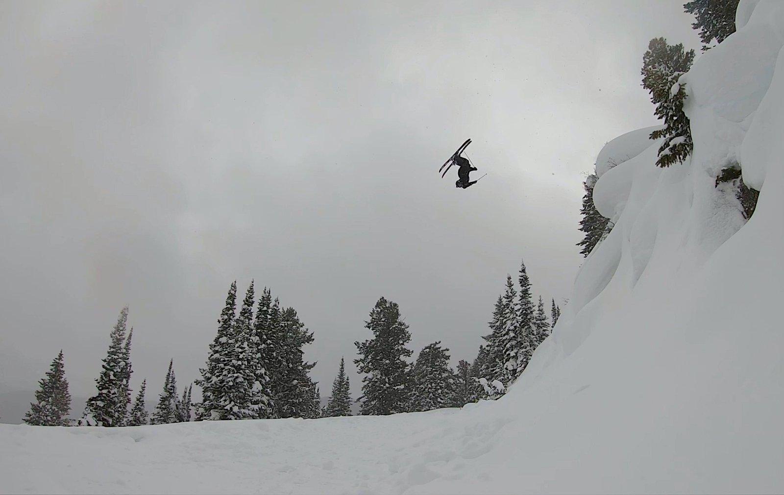 Teton Pass road gap
