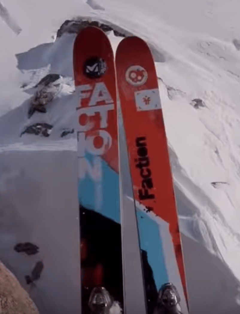 Does anyone know the name/year of these skis???