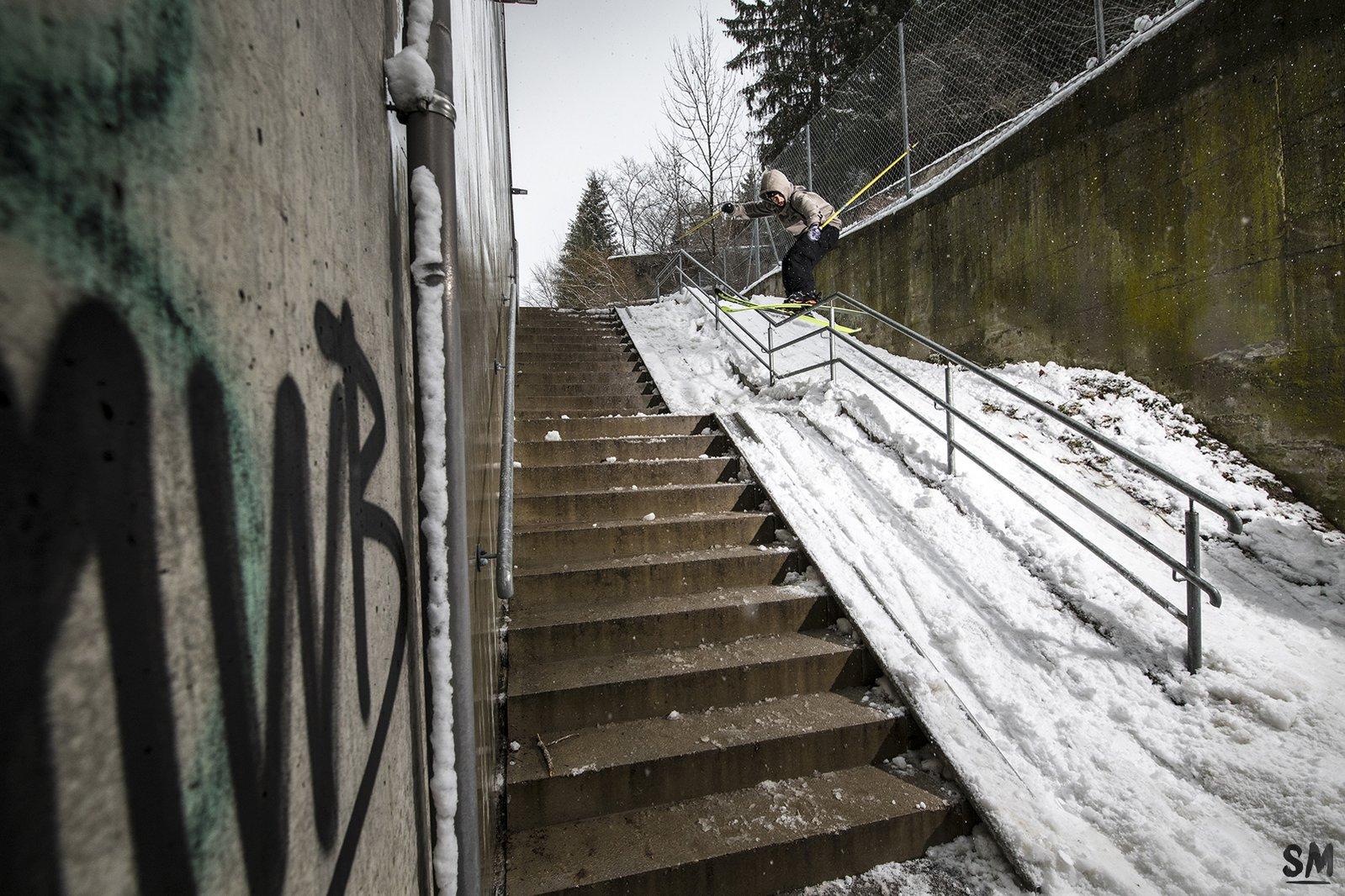 Handrail IBK