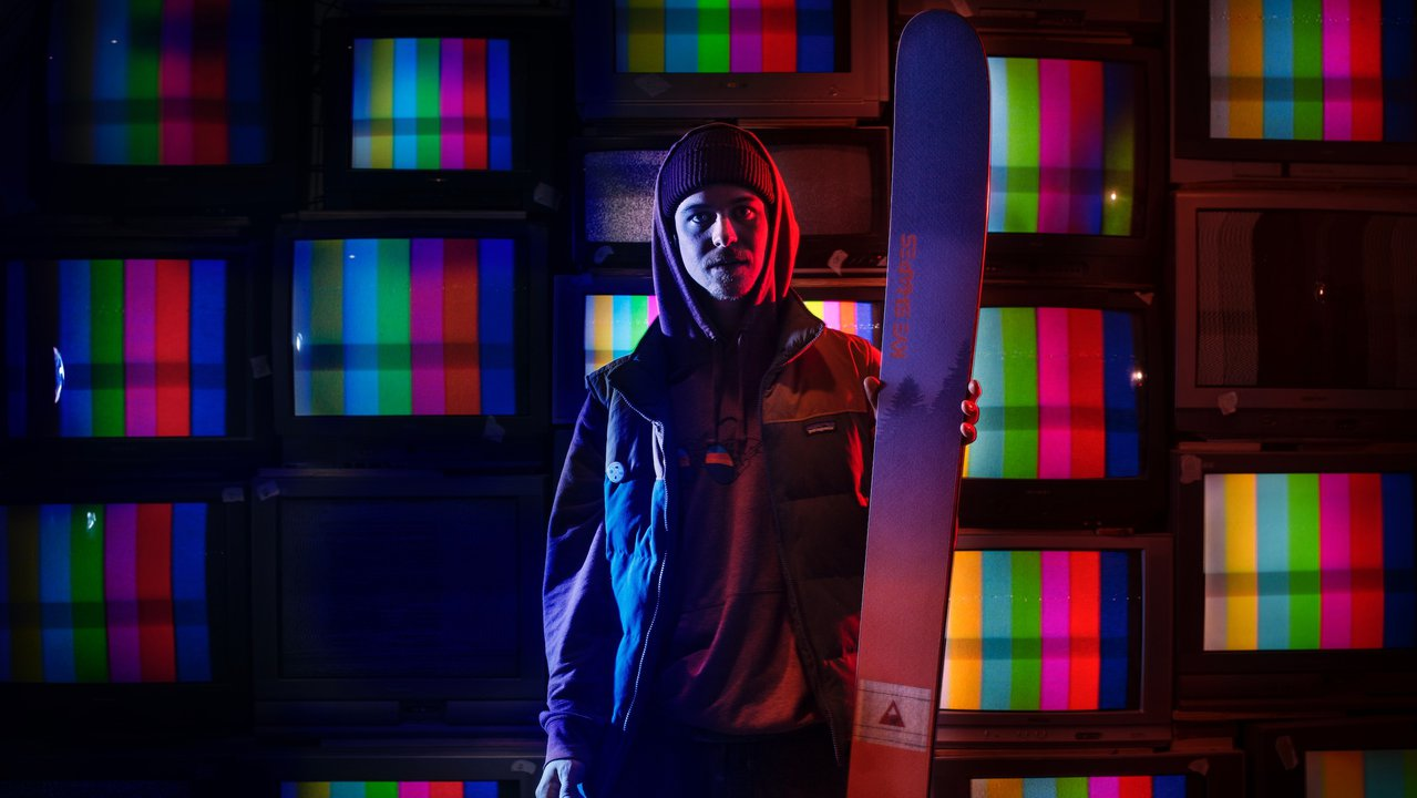 Kye Petersen Launches His Own Ski Brand, Kye Shapes