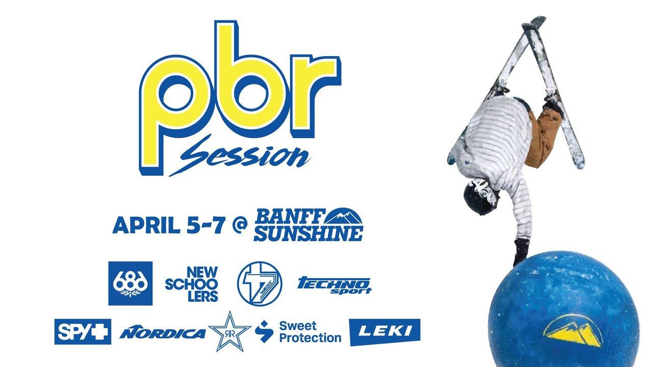 PBR Session @ Sunshine Village, April 5-7 2019