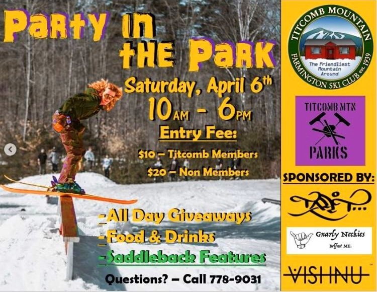 Party in the Park returns next weekend!