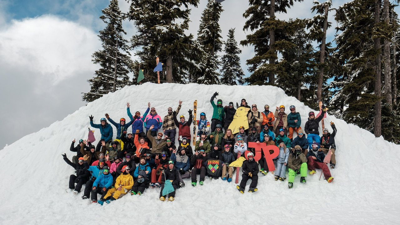 5th Annual JP Auclair Memorial Returns to Whistler Blackcomb