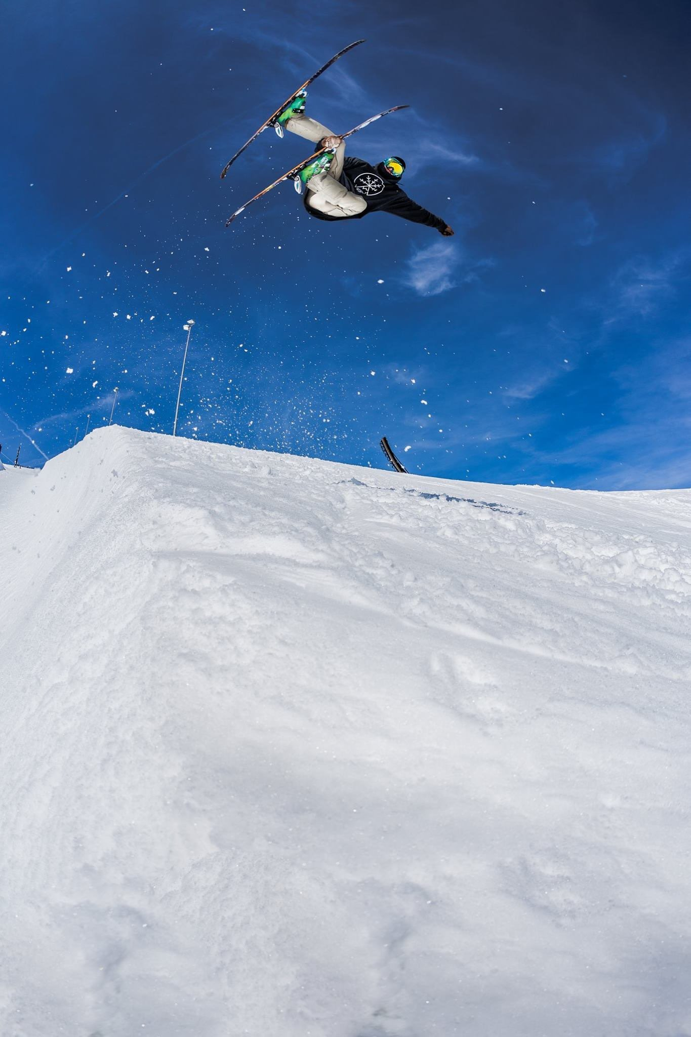 Spring session laax