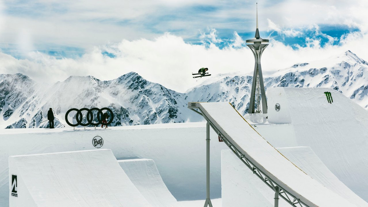 Recap & Video: A week of world records and firsts at the Audi Nines