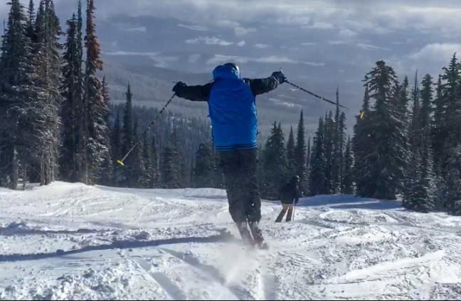 Swerve ski