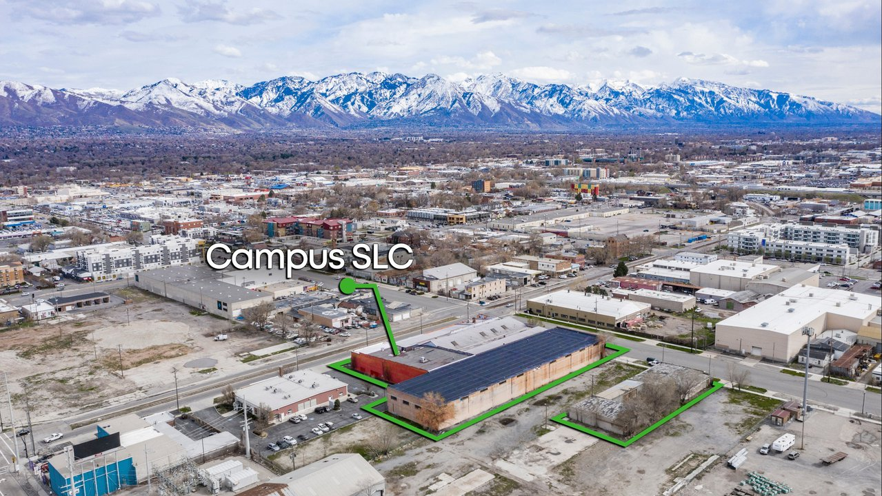 "evo to ""Build Campus SLC"" in Salt Lake City"