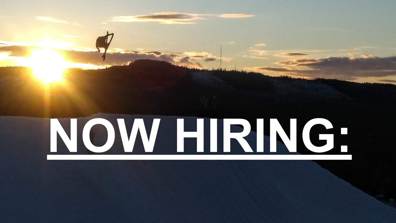 Do you want work in the ski industry? Here's who is hiring (pt.2).