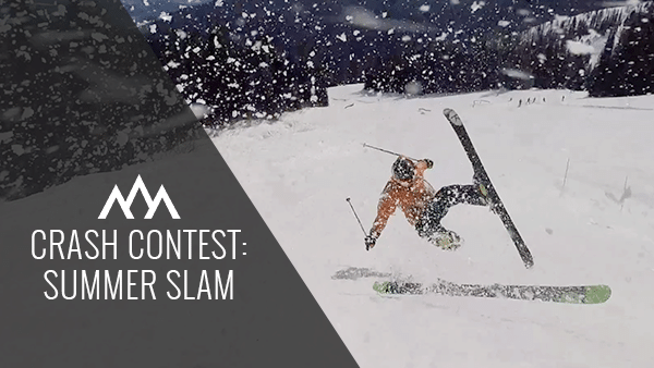 Crash Contest Summer Slam Winner!