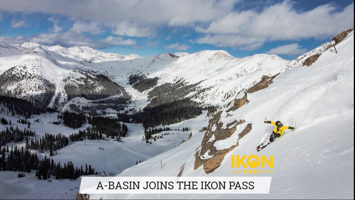 Abasin Joins the Ikon Pass