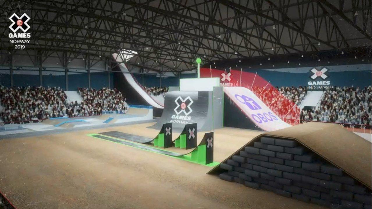 X Games Norway Big Air Eliminations - Highlights + Recap