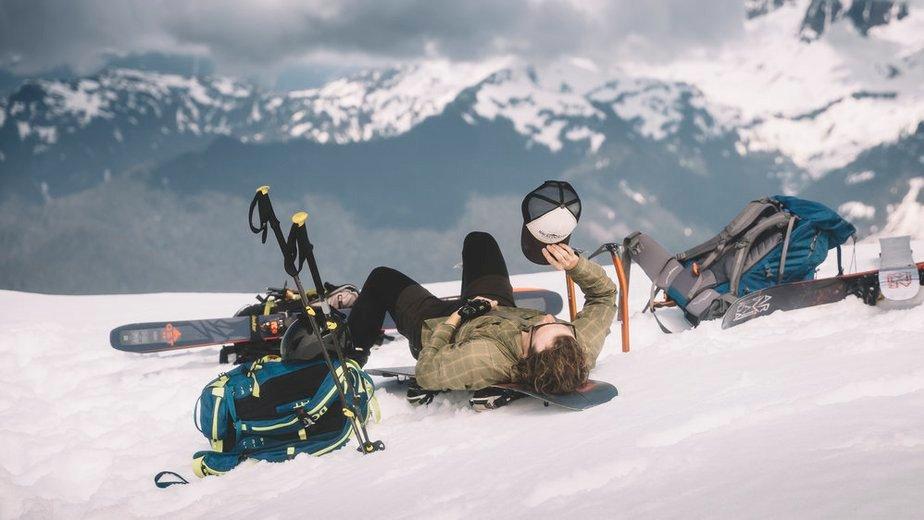 How to Ski Bum: A Guide