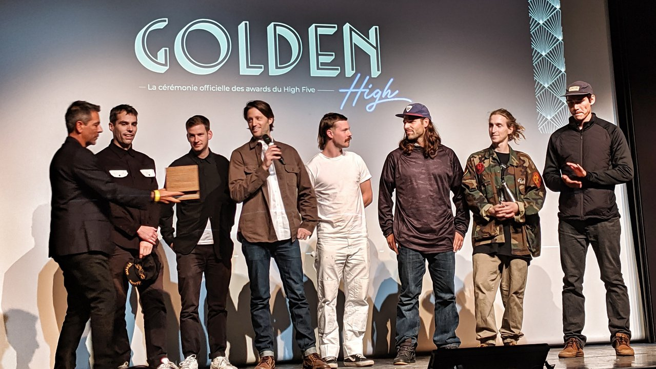 The Golden Highs - The High Five Ski Movie Festival Awards