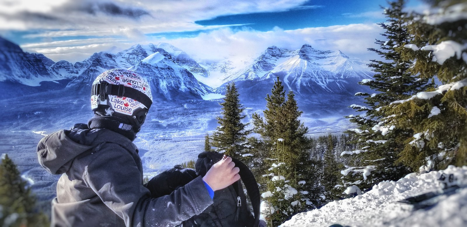 Views from lake louise!!!