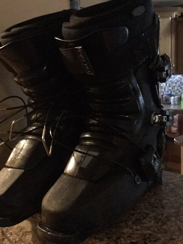 Drop Kick Full Tilt Boots